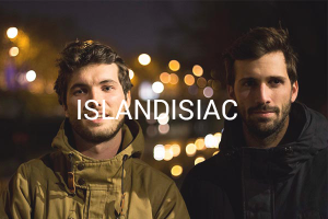 ISLANDISIAC BAS DE PAGE
