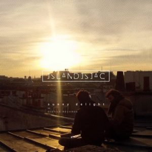pochette album islandisiac sunny delight distile records
